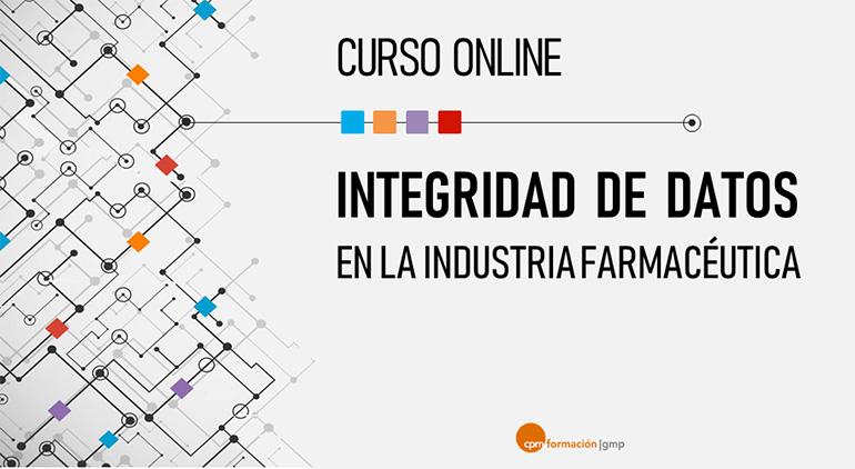 Nuevo curso online sobre integridad de datos en la industria farmacéutica
