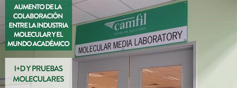Colaboración entre la industria y el mundo académico en materia de pruebas moleculares