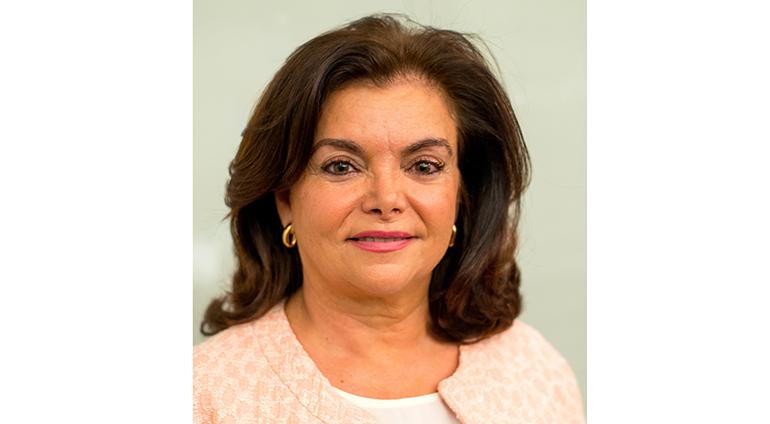 Carmen Peña, presidenta honoraria de la Federación Internacional de Farmacéuticos (FIP)