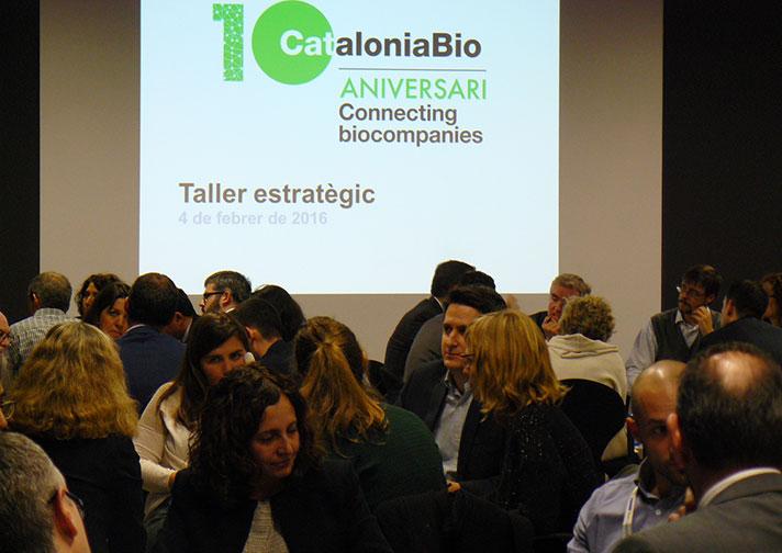 CataloniaBio, celebración, décimo aniversario