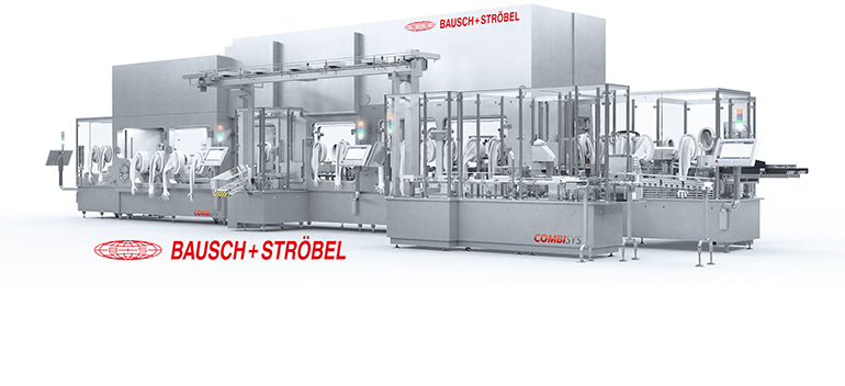 Nuevo concepto de máquina modular para 12.000 envases por hora