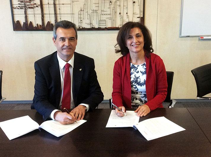 CEU San Pablo y Merck crean la Cátedra Merck para la promoción de la biotecnología