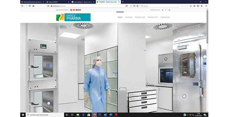 La web de Darlex amplía contenidos