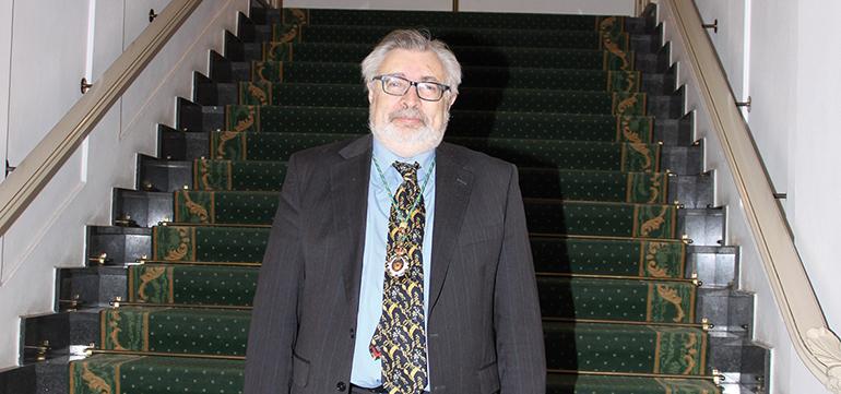 Entrevista con Antonio Doadrio, presidente de la Real Academia Nacional de Farmacia