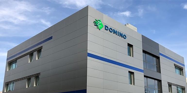 Domino, etiquetado