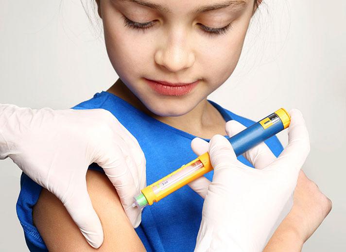 Bolígrafos de insulina incorporan acetálico Delrin para mejorar su aplicación