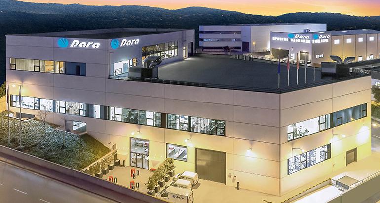 Dara Pharma suministrará equipos para la fabricación de las vacunas frente al COVID