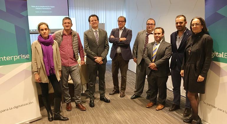 La digitalización en el sector farmacéutico llega a Barcelona en octubre