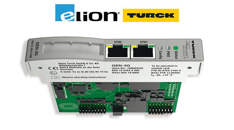 Comunicación Ethernet para Atmósferas Explosivas (ATEX)