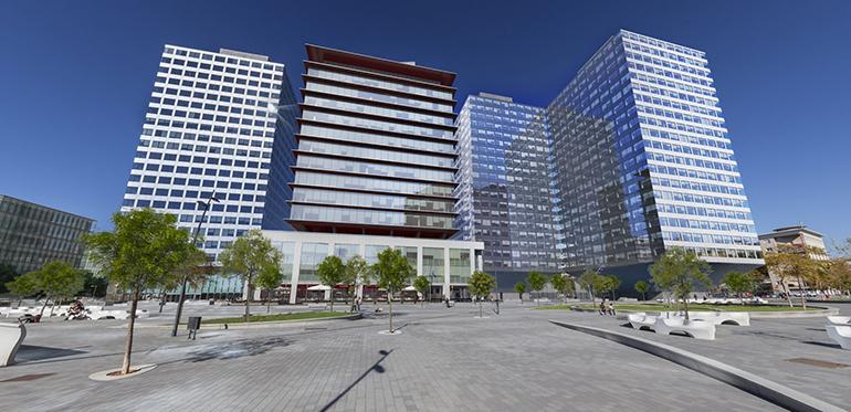 Esteve instalará en 2018 su sede corporativa en la Torre Marina de Barcelona