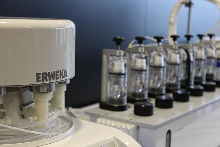 Erweka, Gomensoro, jornadas automatización