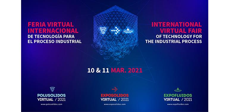 Máxima seguridad para la Feria Virtual Internacional de Tecnología para el Proceso Industrial