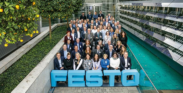 18 Conferencia Internacional de Prensa de FESTO