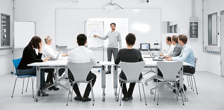 Festo impulsa la formación en venta consultiva