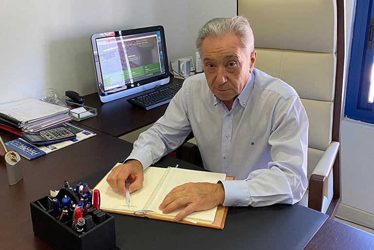 Heryval cumple 25 años. Entrevista con José Manuel Bueno, fundador de Heryval
