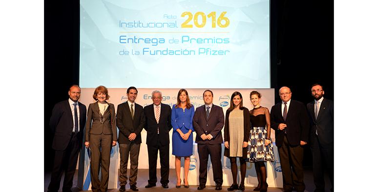 La Fundación Pfizer entrega sus premios anuales