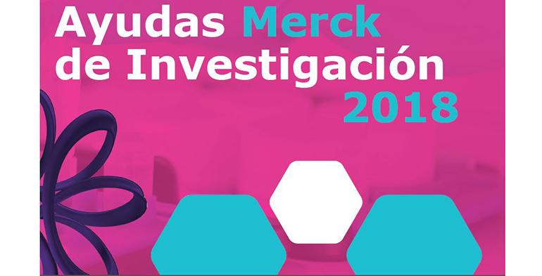 Comienza el plazo para la presentación de proyectos de investigación a las Ayudas Merck de Investigación 2018