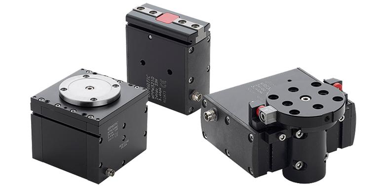 Componentes para sistemas de montaje y ensamblado automatizado