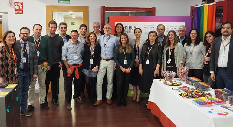 GSK España por la inclusión LGTBI en el entorno laboral