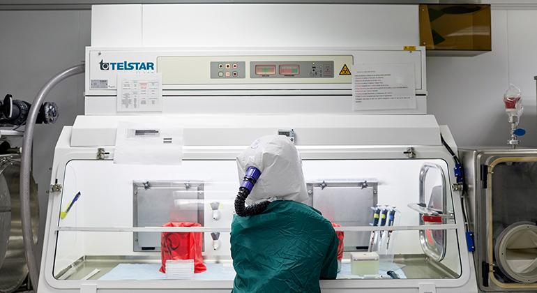 GSK España aporta su centro de investigación en Madrid para luchar contra la enfermedad COVID-19