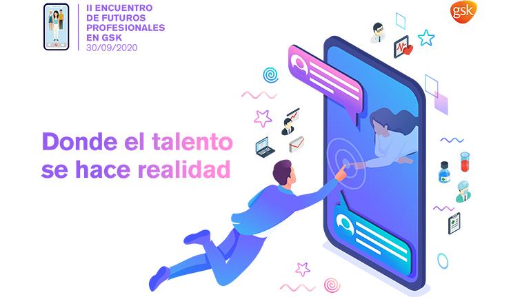 GSK España organizó el II Encuentro de Futuros Profesionales
