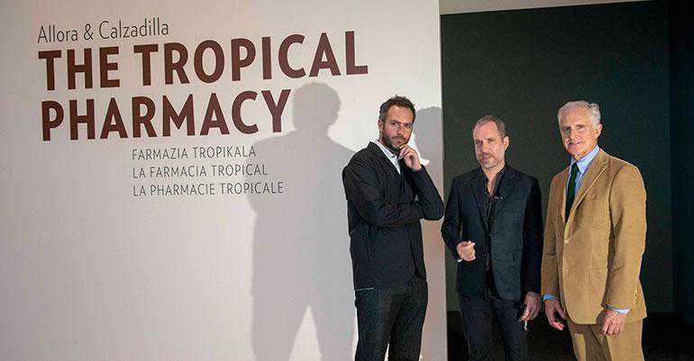La industria farmacéutica del Caribe en una exposición en el Guggenheim de Bilbao