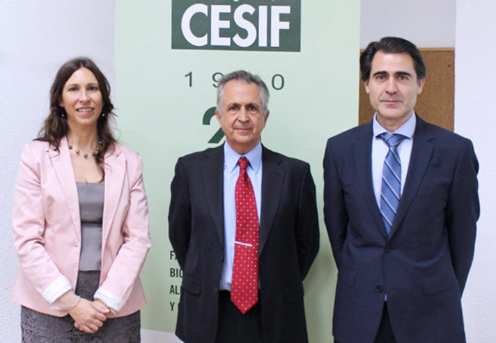 Inaugurada la II Edición del Máster en Derecho de la Salud CESIF-Eupharlaw