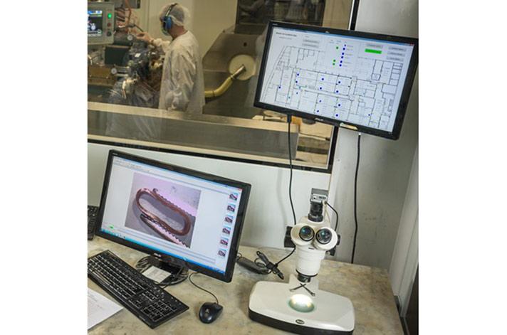 automatización de procesos de fabricación de HC Clover