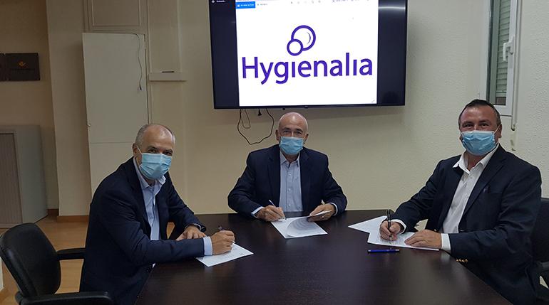 Hygienalia, limpieza industrial