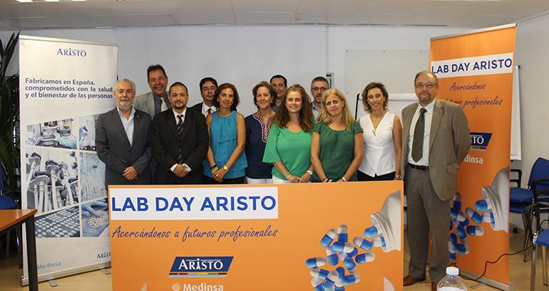 Aristo Pharma organiza la primera edición del Lab Day