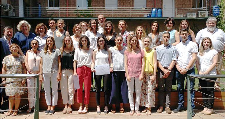 Primera promoción del Grado en Farmacia de IQS-Blanquerna
