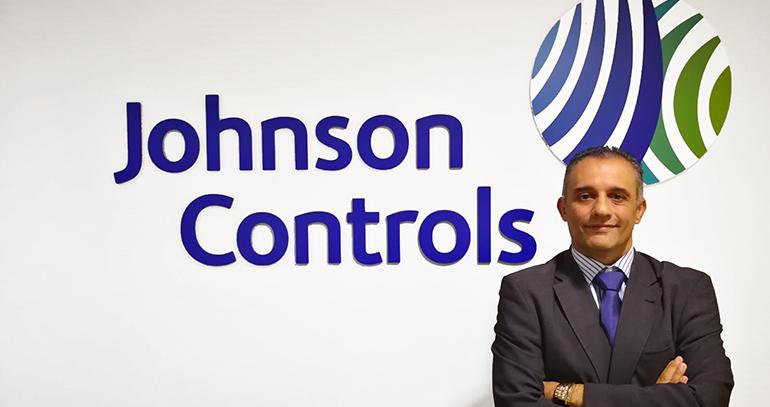 José Luis Borrallo, nuevo director de la división de climatización (HVAC) para Johnson Controls