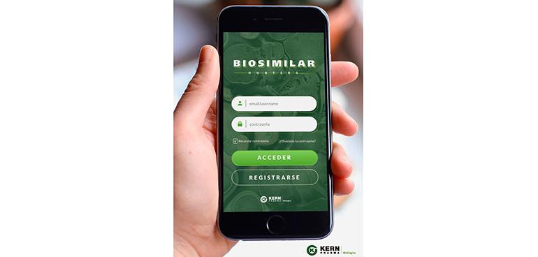Kern Pharma lanza Biosimilar Hunters, la primera app sobre biosimilares