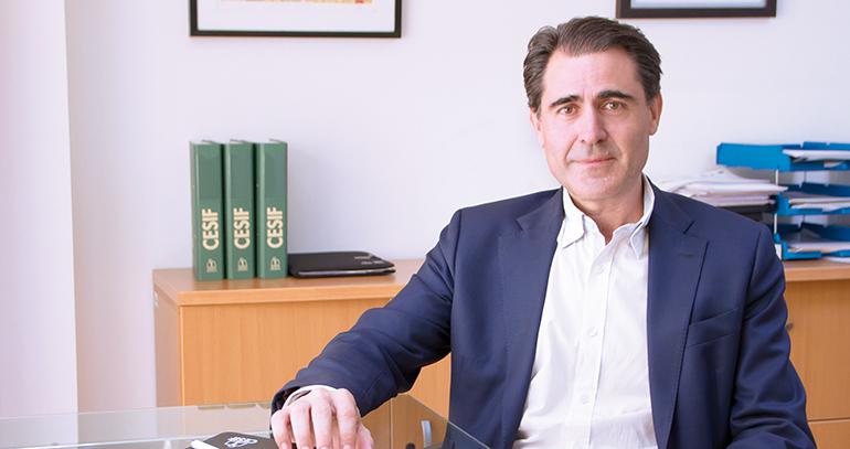 Entrevista con Alberto León Acero, director académico de CESIF