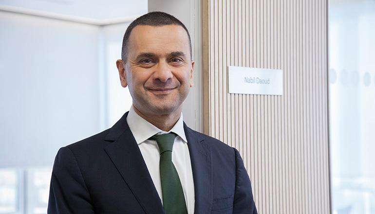 Entrevista con Nabil Daoud, presidente de Lilly España, Portugal y Grecia