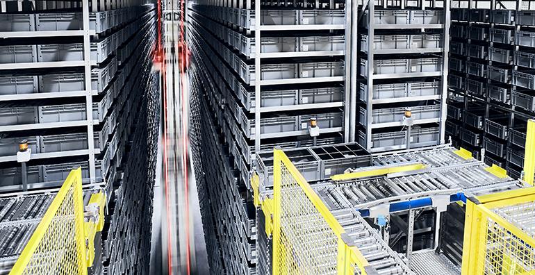Soluciones en automatización para el sector logístico actual