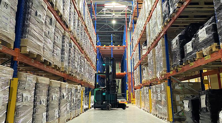 Net-Parma Depo se adapta a las nuevas necesidades logísticas