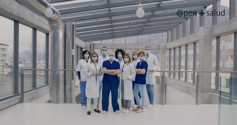 Nace Open Salud, la nueva plataforma de contenidos colaborativos del mundo de la salud