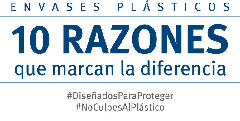 Las patronales de todo el ciclo del plástico aúnan fuerzas en una campaña en su defensa