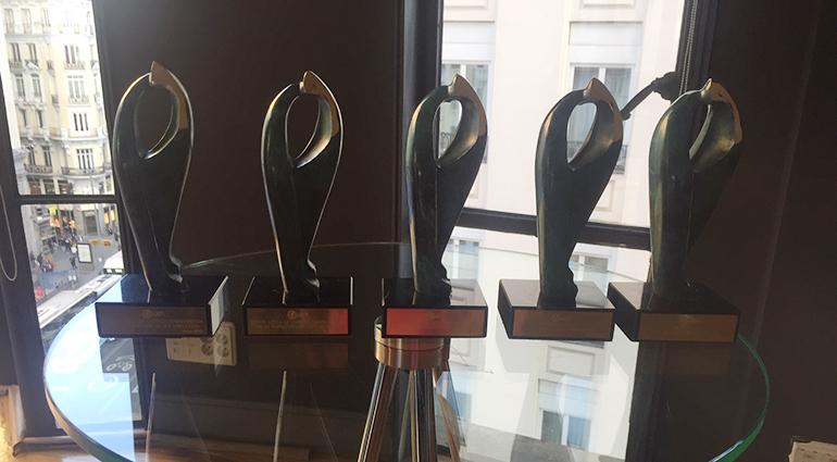 Reconocimiento a la profesionalidad de la industria farmacéutica en la I edición de los Premios AEFI
