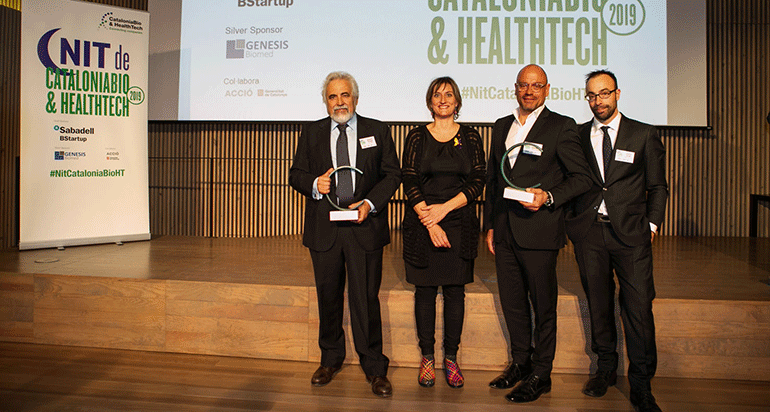 Ysios Capital, Premio Bioéxito, CataloniaBio & Health