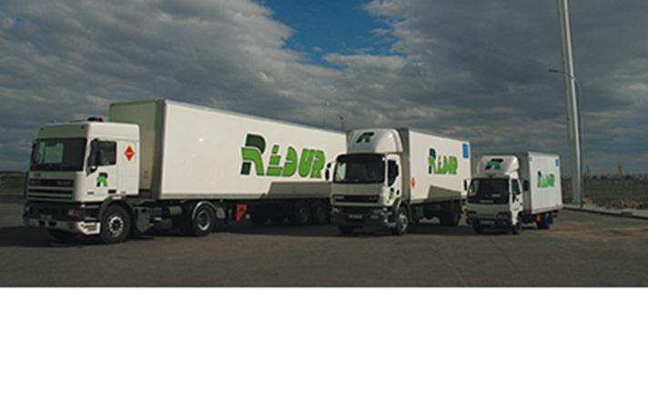 Redur entra en el sector farmacéutico con la puesta en marcha del servicio de transporte Farma 15º-25º
