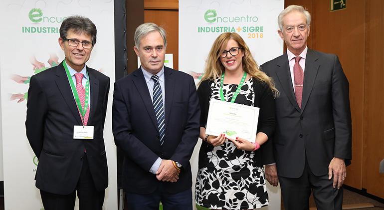 Roche Farma, reconocida por su labor mediombiental e innovación sanitaria