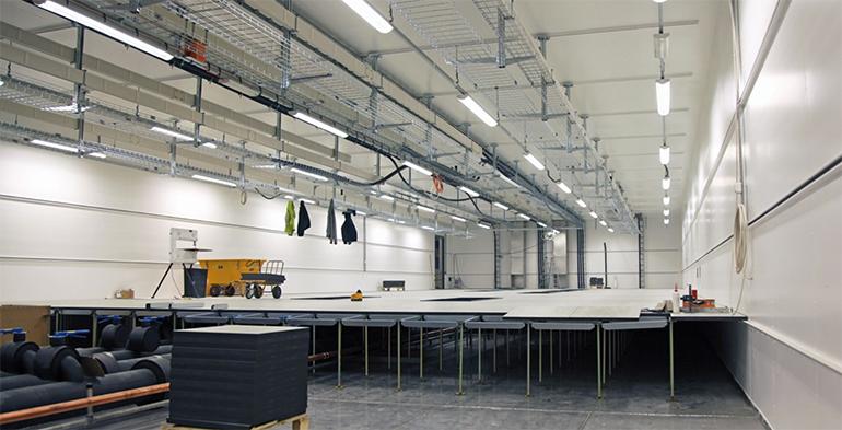 Roxtec instala sus soluciones de sellado en el nuevo Centro de Datos de Tieto