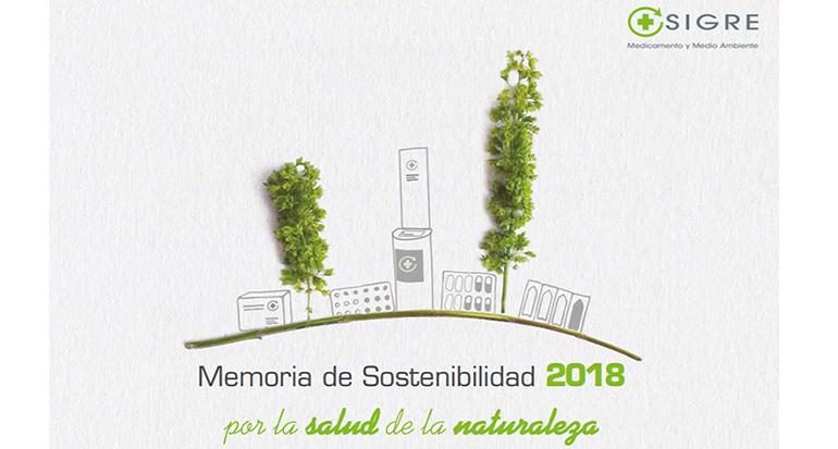 Sigre publica su Memoria de Sostenibilidad 2018