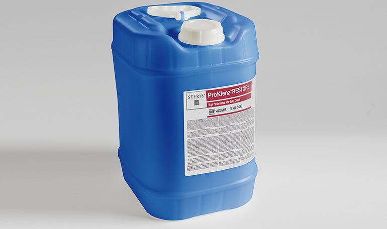 Detergente para aplicaciones de decapado y pasivación