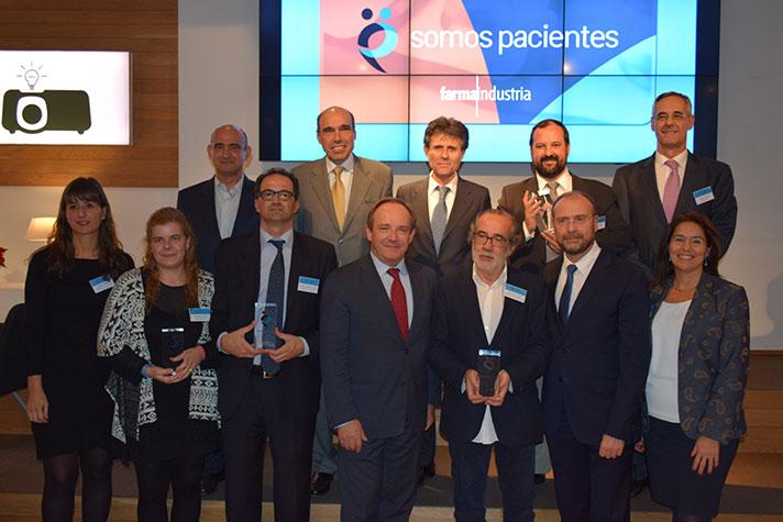 Farmaindustria recupera los premios a las asociaciones de pacientes