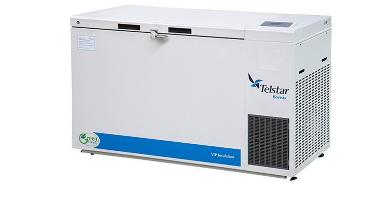 Telstar dobla la producción de su gama de ultracongeladores de -86º