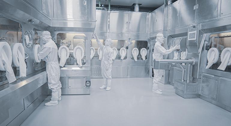 Telstar suministra un sistema integrado de proceso para la surcoreana Boryung Pharmaceutical