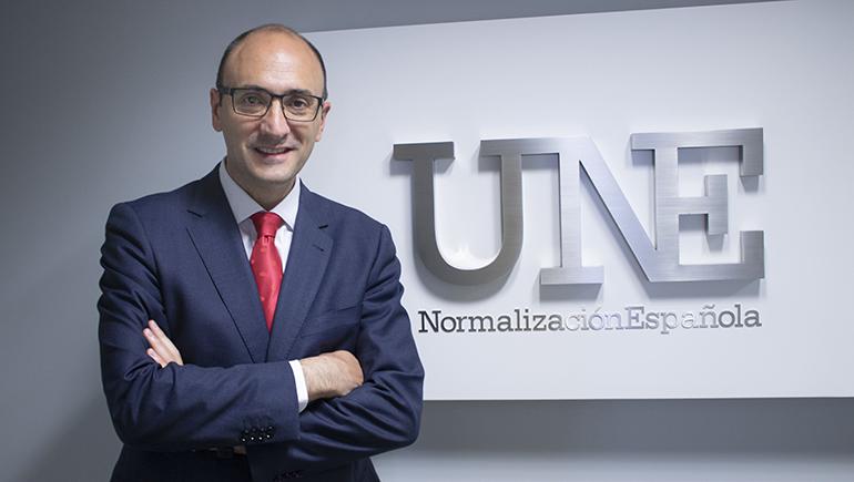 El director general de UNE, primer español en la dirección de ISO